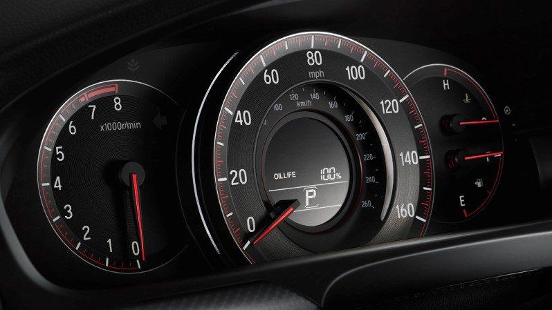 Honda Accord Coupe full