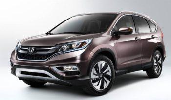 Honda 2016 CRV