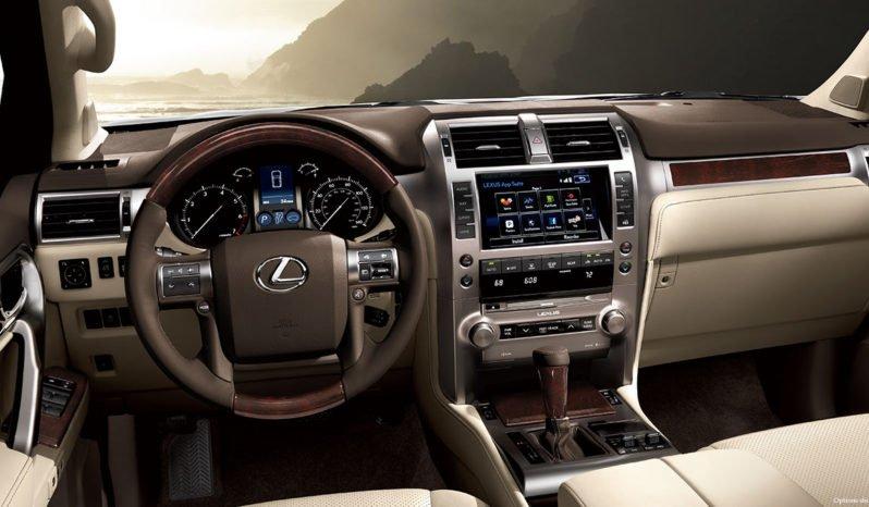 Lexus GX460 full