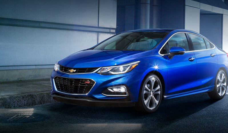 2018 Chevy Cruze full