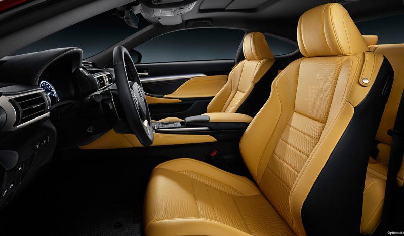 Lexus RC300 full
