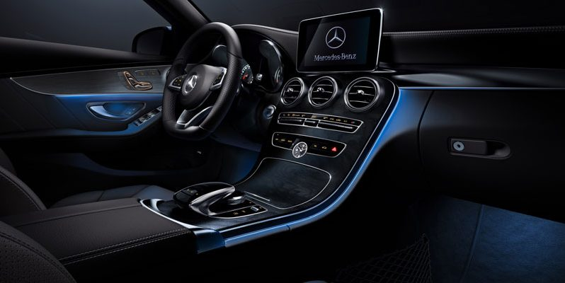 2018 Mercedes Benz C300 full