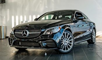 2019 Mercedes Benz C300