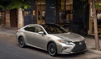 2018 Lexus ES350 Luxury Edition