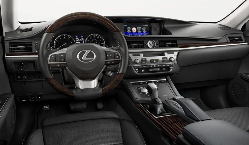2018 Lexus ES350 Luxury Edition full